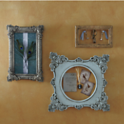 3-Piece Vintage Frames Set