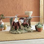 Eagle Family Coffee Table