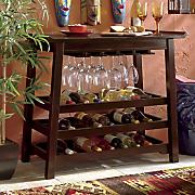 napa wine table