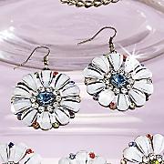 Rahma Petal Earrings