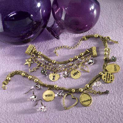 Wishes Charm Jewelry