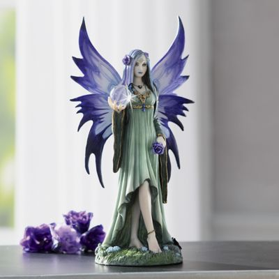 Anne Stokes Mystic Aura Figurine