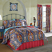 Costa Del Sol Bedding and Window Treatments
