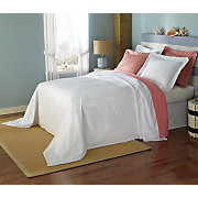 Beach House Bedspread, Sham, Panel Pair and Shower Curtain