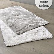 arctic shag rug 107