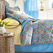 Riley Comforter Set & Window Treatment