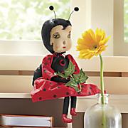 Cherry Ladybug Girl