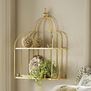 birdcage shelf 188