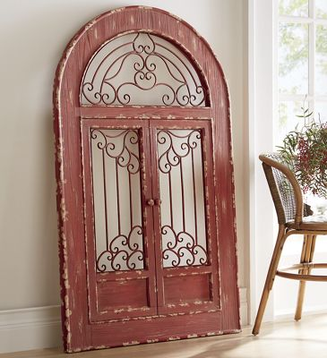 Wall Accents Wall Hangings Metal Wall Art Country Door