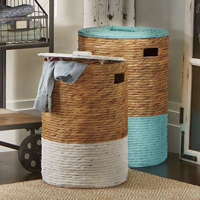 Set of 2 Laundry Hampers