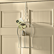 Door-Mount Hanging Birdcage