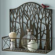 woodland shelf