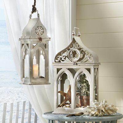 Vintage-Inspired Lanterns