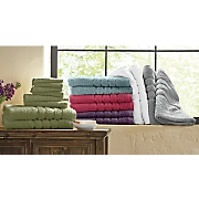 Cotton Luster Towels