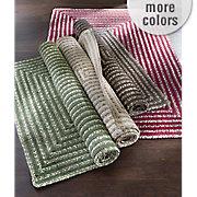 parquet rug