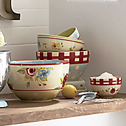 5-Piece Country Bowl Set