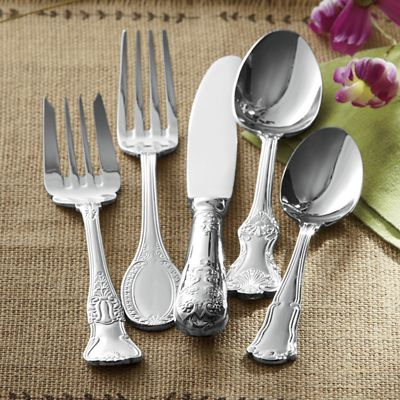 20-Piece Wallace Hotel Flatware Set