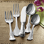 20 pc wallace hotel flatware set