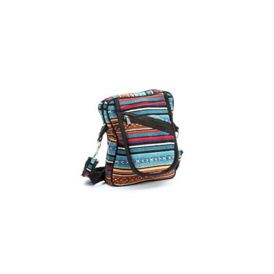 It's Summer Striped Sidebag