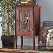 imperial red cabinet