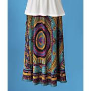 sedona sun maxi skirt