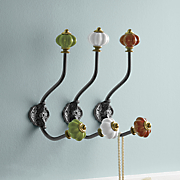 set of 3 bath hooks
