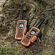 cobra 37 mile range walkie talkie