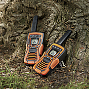 cobra 37 mile range walkie talkie