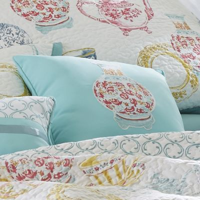 Villa Floral Pillow