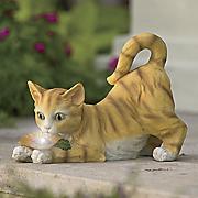 solar scamp garden cat