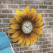 oversized indoor outdoor flower clock