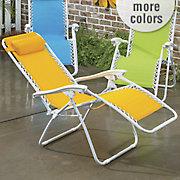 portable zero gravity lounge chair