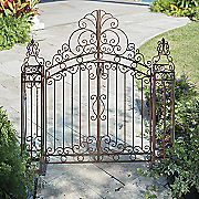 manor house garden gate