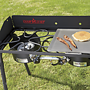 flat griddle by camp chef