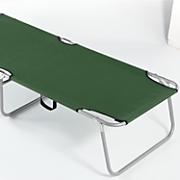 metal camping cot