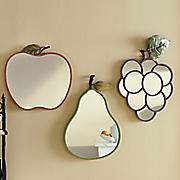 fun and fabulous fruit mirror