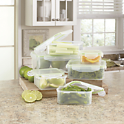 cuisinart 12 pc smartrack food storage containers