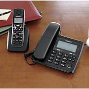 motorla corded cordless phone set