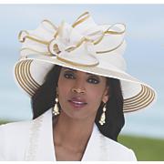 Spectator Stripe Hat