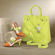 Bilberry Bag and Sandal
