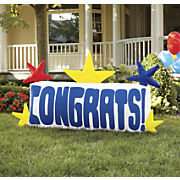 congrats inflatable