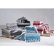 14-Piece Waffle Weave Towel Set