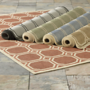 mosaic indoor outdoor rug