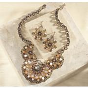 bead medallion jewelry