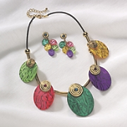 Bright Disc Jewelry