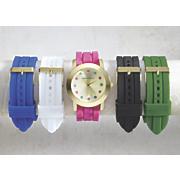 interchangeable strap watch