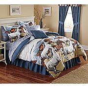 coastal run complete bed set