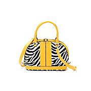 Zebra Dome Bag