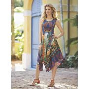 Arikka Multi-Pattern Dress