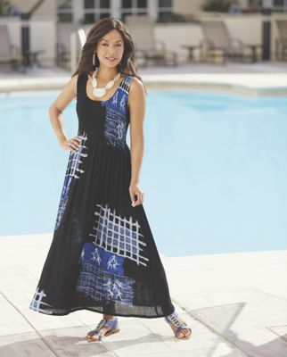 Kalila Print Dress